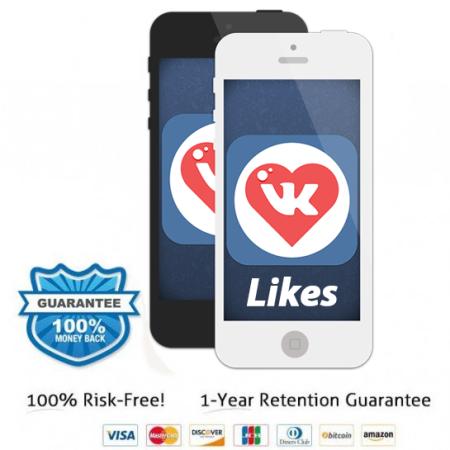 Buy Vkontake Likes