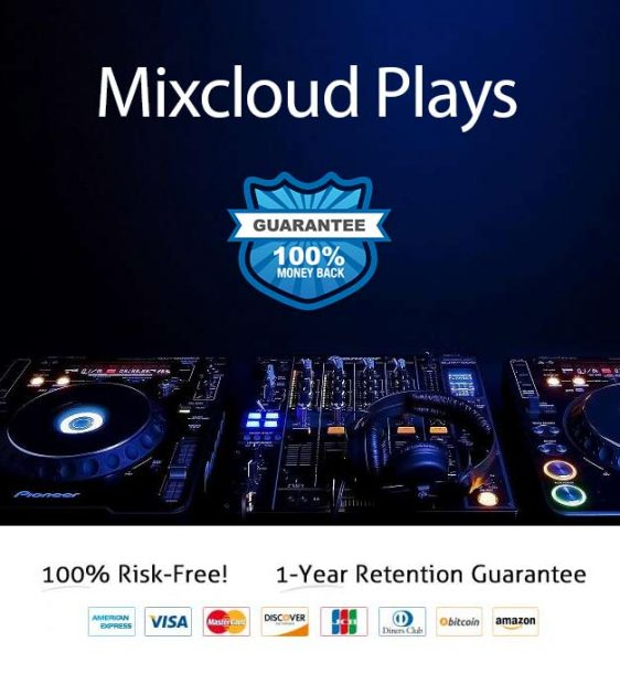 Buy mixcloud plays