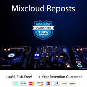 Buy MixCloud Reposts