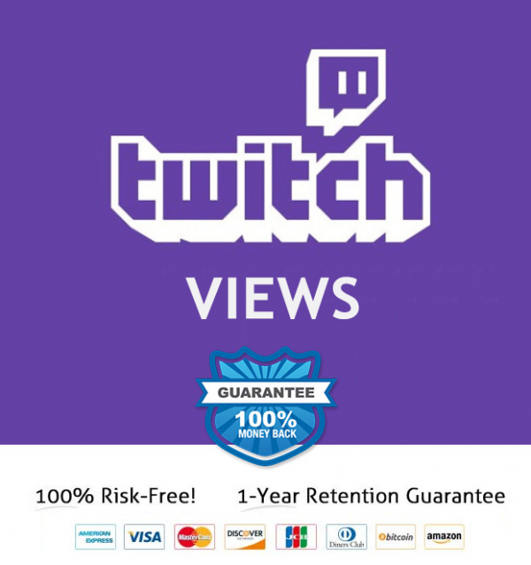 Buy Twitch Views
