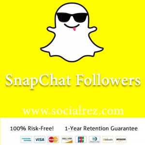 Buy Real SnapChat Followers