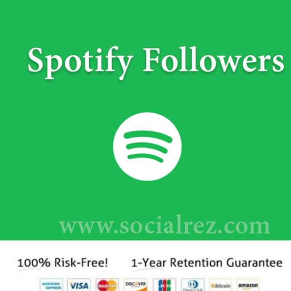 Buy Spotify Followers