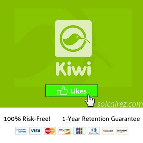 buy kiwi likes