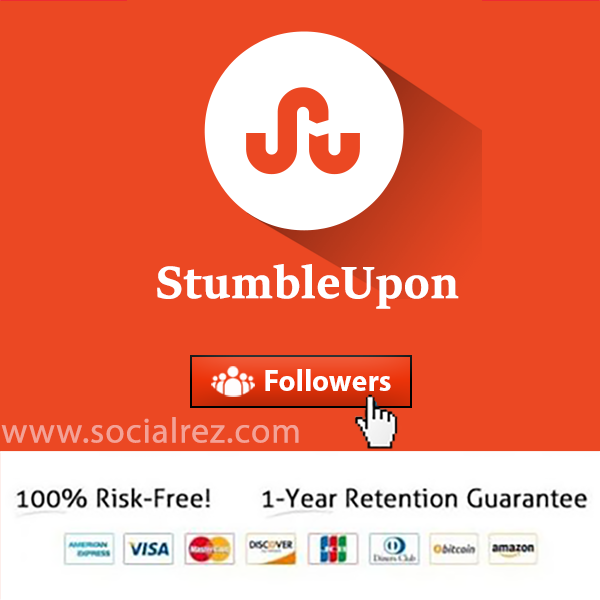 buy stumbleupon Followers