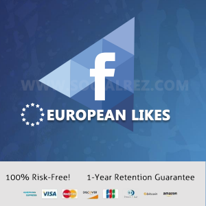 Buy European Facebook Likes