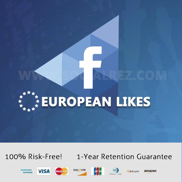 Buy European Facebook Likes