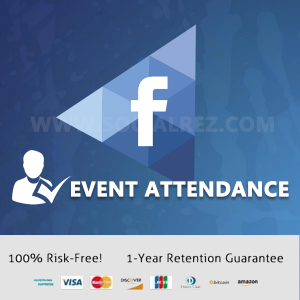 Buy Facebook Events Attendees