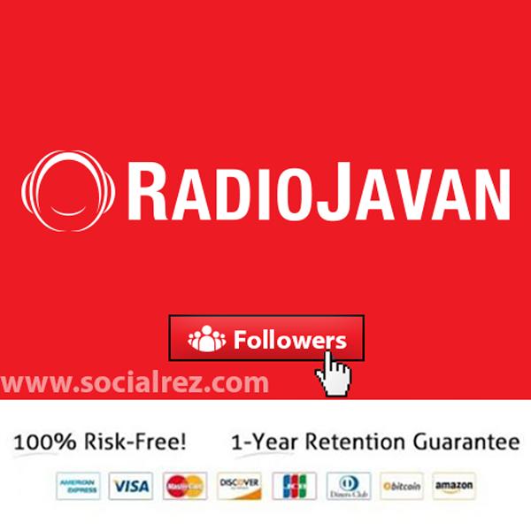 Buy Radiojavan Playlist Followers