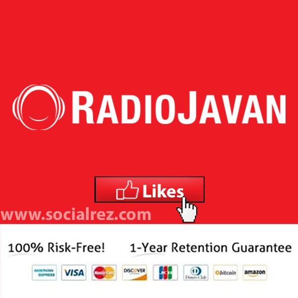 Buy RadioJavan Likes