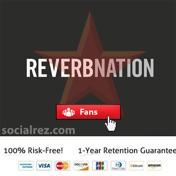 Buy ReverbNation Fans