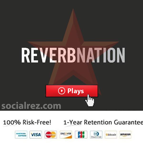 Buy ReverbNation Plays