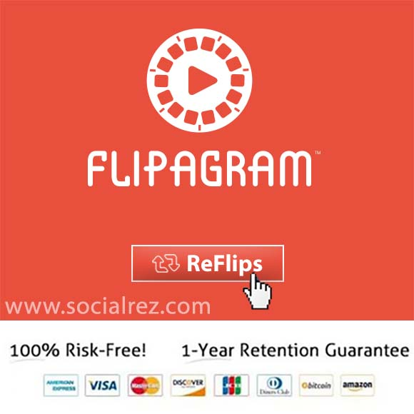 Buy Flipagram Reflips