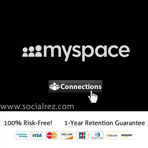 Buy Myspace Connections