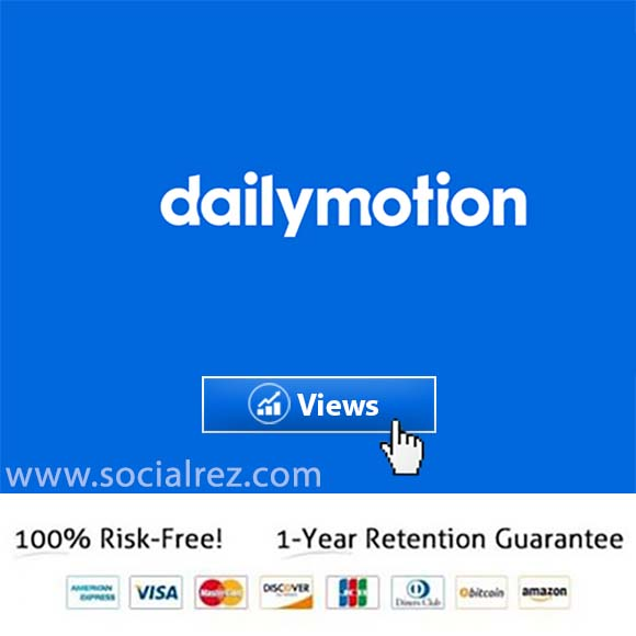 Buy Dailymotion Views