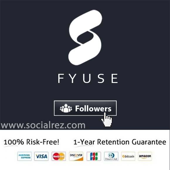 Buy Fyuse Followers