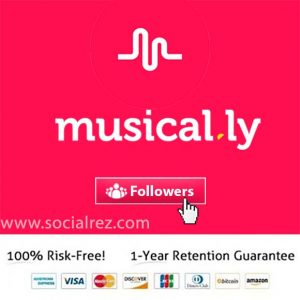buy musical.ly Fans