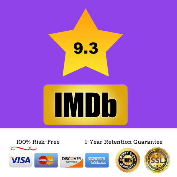 BUY IMDB REVIEWS